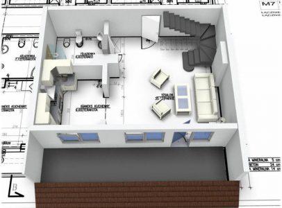 Apartament parter a2 - Lessowy Jar
