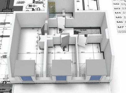 Apartament a2 Kazimeirz Dolny - piętro