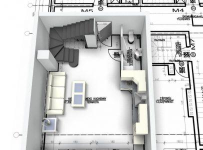 Apartament m6 parter Lessowy Jar